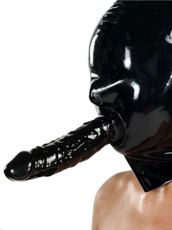 Dildo mask